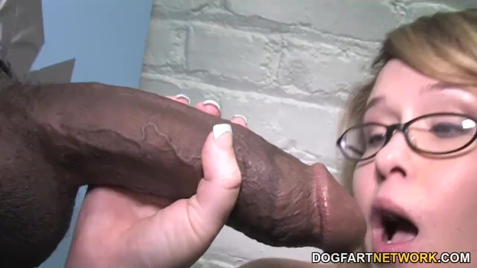 First time with big cock