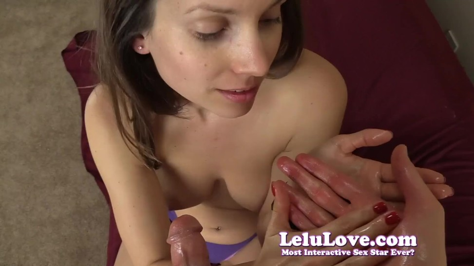 Stroking Your Penis With My Palms And Soles Til You Jism -4445