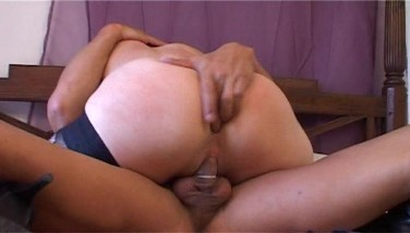 Eva Takes One In Her Arse