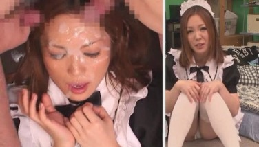 Nagomi Very First Mass Ejaculation View2