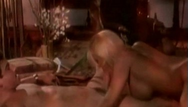 Jill Kelly Deep-throating Pipe And Humping Hard