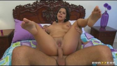 Big Bap Latina Caught Tugging Takes Anal Invasion Caboose