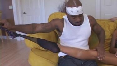Hot Wifey Thirsts Ebony Stud
