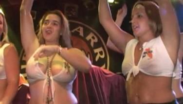 Girls Gone Kinky Challenge At Ricks Key West Part 2