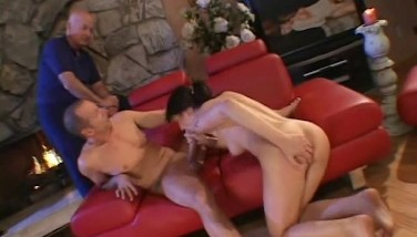 Hubby Leabes When His Swinger Wifey Penetrates A Stranger