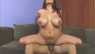 Busty Cougar Gets Plumbed Hard