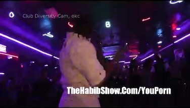 Raw And Uncircumcised Ass Wiggling Club Footage P3