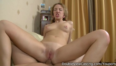 Anal Porno Audition For Russian Teenage Girl.