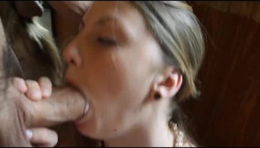 Staci Very First Time Fellating Cock