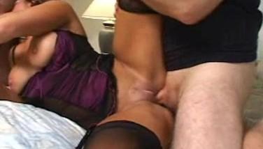 Horny Boys Bang This Stunner Creampied And Cumshots