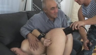 A Bombshell Is Revved Into A Filth After Abjecting Bum And Face Fucking