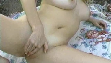 Hot Hook-up Outdoors With My Super-naughty Towheaded Gf