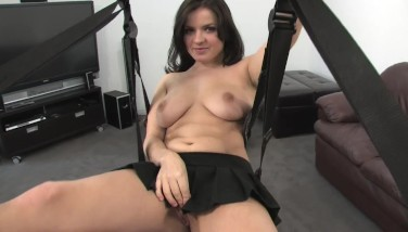 Busty Dark Haired On A Fuck-fest Sway  Mavenhouse