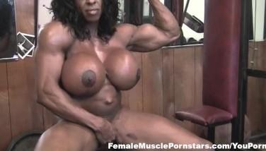 Yvette Bova anal porno
