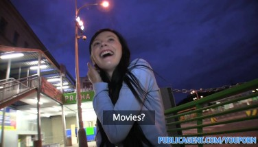 Publicagent Hd She Wants To Be A Model So Much She Smashes For It