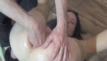 Fisting The Wifes Backside For The Very First Time