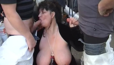 big breasted mature amateurs