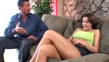 Teen Gets Feisty And Bjs Cock