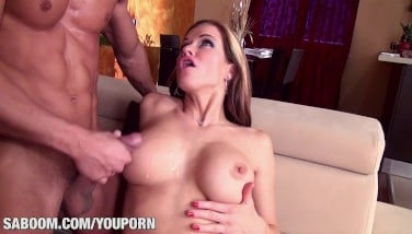 Busty Czech Stacy Silver In A Hard-core Fuck