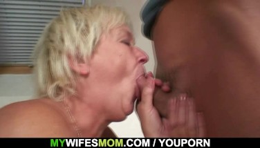 Wife Catches Him Nailing Her Old Mom