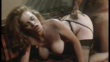 Vintage Porno Flick With Platinum-blonde Babe
