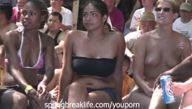 Naked Arse Wiggle Contest