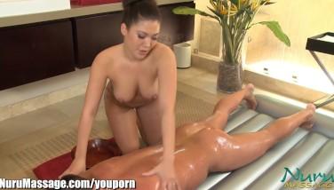 Aziatische Massage Sex Clips