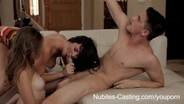 Nubiles Audition  Porno Tryout Gets Teenage Ultra-cutie Romped Raw