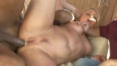 Horny Adultery Wifey Compels Her Spouse To Observe Her Getting Humped By Another Man's Thick Bbc