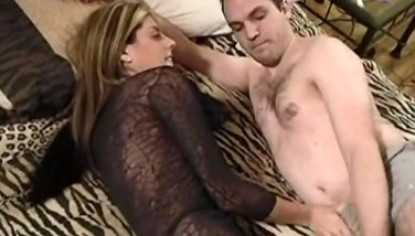 Horny Wifey Calls Her Hubby's Mate Over To Nail Her With His Massive Big Black Cock After Lovemaking With Hubby