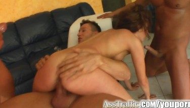 Ass Traffic Stefanis Teenage Rump Is Desperate For Some Boner Action