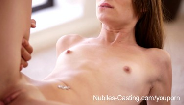 Nubiles Audition  Teenager Cutie Blow And Smashes Penis For Fame