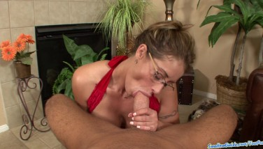 Eva Notty's Gets Screwed And Drinks For The 1st Time