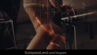Blonde Victim Breezy Hook-up Plaything Sub Female In Bondage