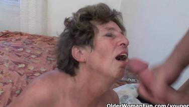 Grandma Luvs Anal Invasion Sex