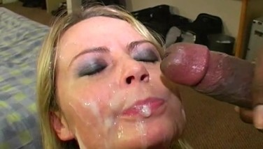 Facials And Pop-shots In Mass Ejaculation For Alexis May