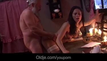 Oldman Got The Hottest Christmas Introduce Ever
