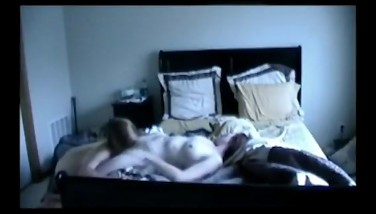 Horny Spouse Pounding His Wifey And Her Friend