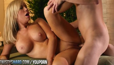 Twistys Rock Hard  Tasha Reign Enjoys Cum