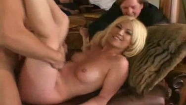 Hubby Loves What He Observes His Wife