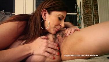 Busty Angelina Castro And Sara Jay College Gals Masturbation