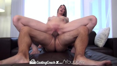 Hd Castingcouchx  Lengthy Legged Sophia Wilde Romped On The Audition Couch