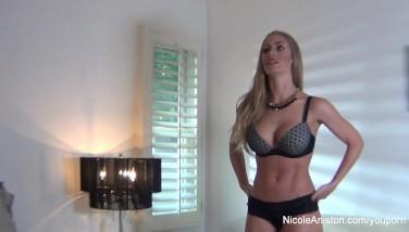 nicole aniston lingerie
