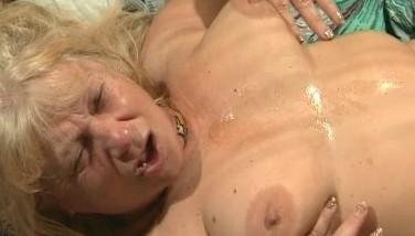 Fat Grannies Having Molten Gang Sex