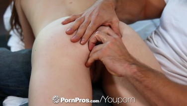 Pornpros  Marvelous Alice Green Gets Her Caboose Prepped With Fucktoys For Dick