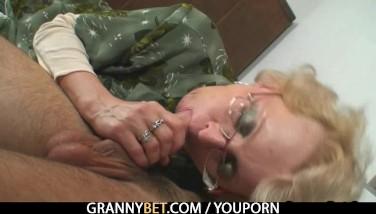 She Sates His Kinky Youthfull Cock