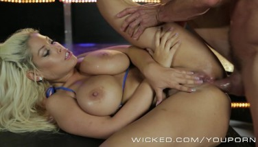 Wicked  Asa Akira And Mates Get Donk Poked By Strippers