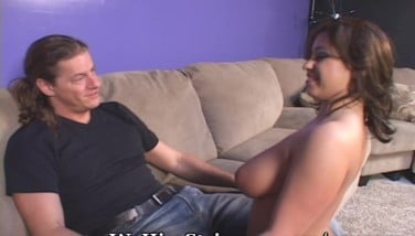 Teen Acts Virginal Until She's Introduced A Cock
