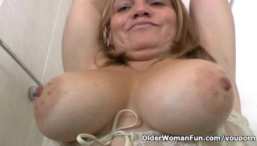 Latina Mummy Allison Needs A Getting Off Break
