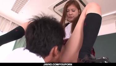 Subtitles  Chinese Teenager Nozomi Nishiyama Gargling And Fucking